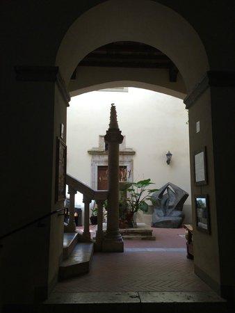 Residenza d'Epoca Palazzo Malfatti: Ingresso