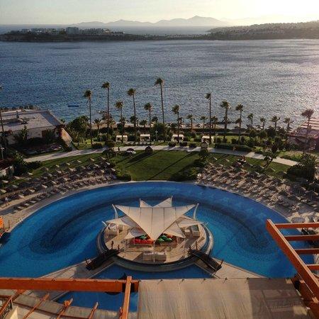 Kefaluka Resort : Från balkongen