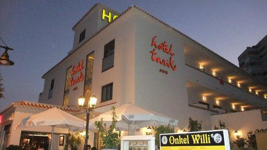 Hotel Tarik : Hotel von Vorne