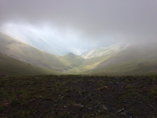 """Vall de Nuria : Nice view doing the """"Olla de Núria"""" running...well and walking :) Take care if the weather is n"""