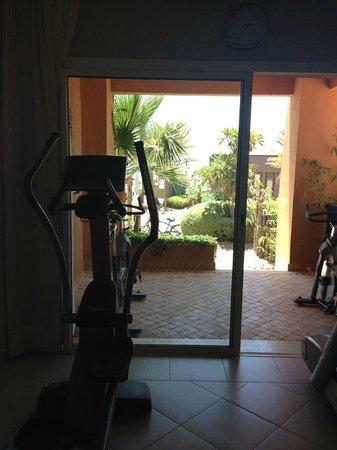 Paradis Plage Surf Yoga & Spa Resort : Indoor Gym