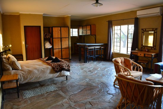 Solitaire Lodge : kamer