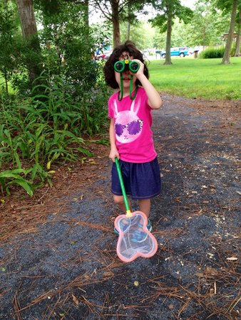 Bethany Beach Nature Center: The nature center has nets and binoculars to get kids interested in discovery.