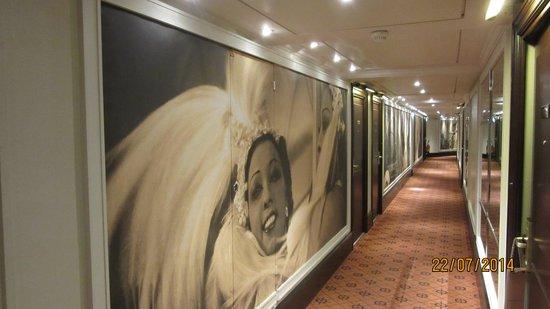Hotel Scribe Paris Opera by Sofitel: Josephine Baker Floor (#2)