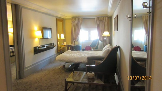 Hotel Scribe Paris Opera by Sofitel: Other Bedroom