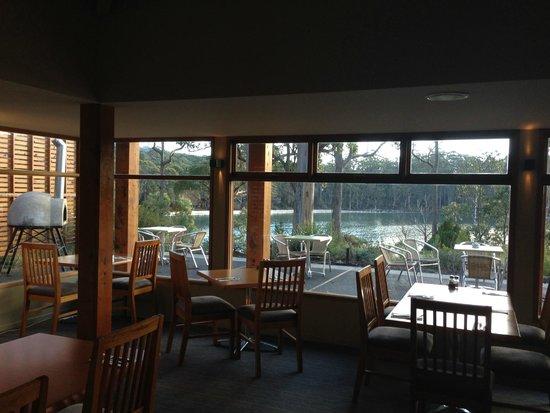 Stewarts Bay Lodge: Taylor's Restaurant