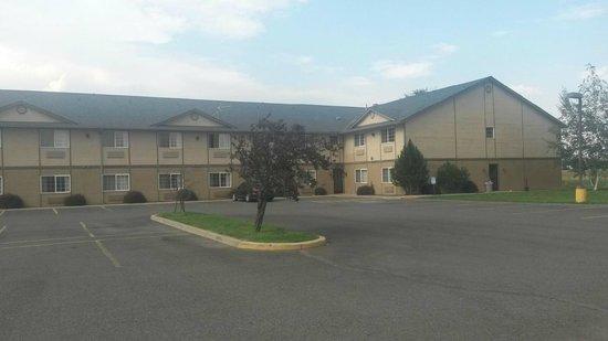 Days Inn and Conference Center Ellensburg: Hotel Outside