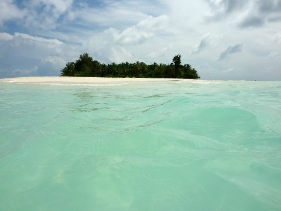 VOI Maayafushi Resort: isola