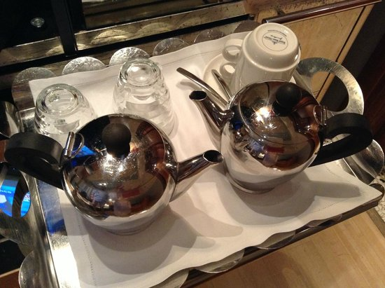Ca' Pisani Hotel : Love the morning breakfast!