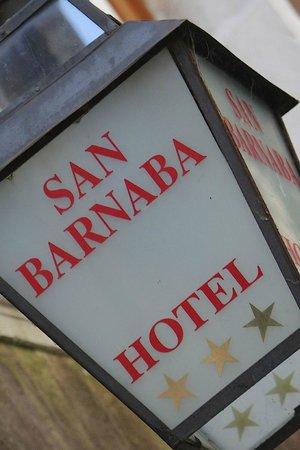 Locanda San Barnaba: Entrance