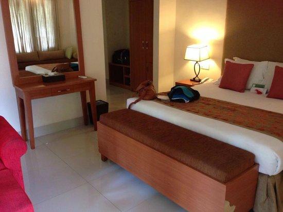 Arma Museum & Resort: My bedroom inside.