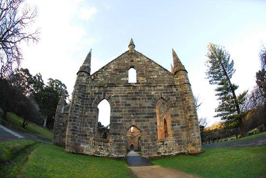 Site historique de Port Arthur : Convict Church