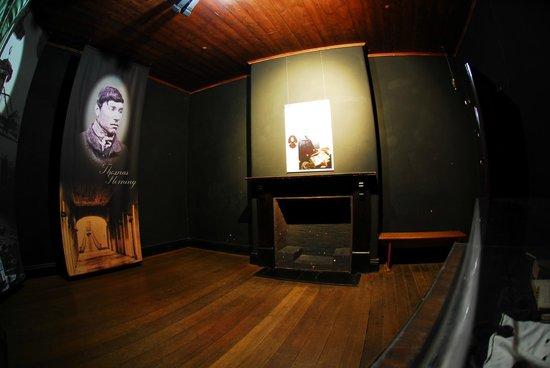 Site historique de Port Arthur : Inside the Parsonage Post Office