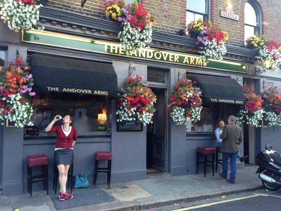 The Andover Arms: Andover Arms