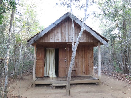 Kirindy Lodge: hut