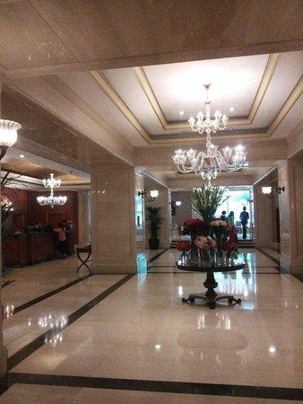 The Ritz-Carlton, Istanbul: ロビー