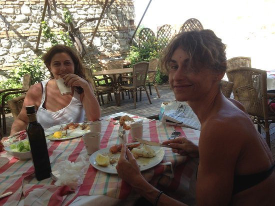 Locanda Cocintum: Sapori mediterranei