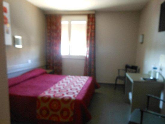 Hotel Le Maray: la chambre