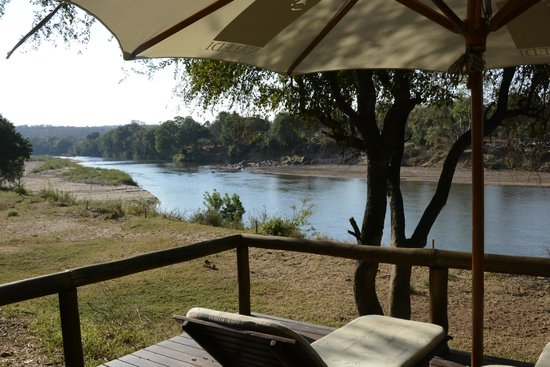 Naledi Game Lodges: View from our room!