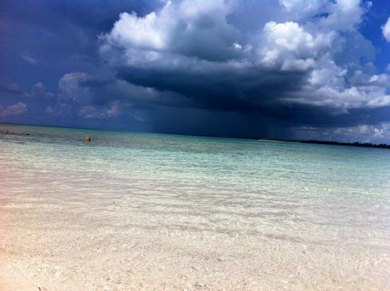Viva Wyndham Fortuna Beach : peterson cay