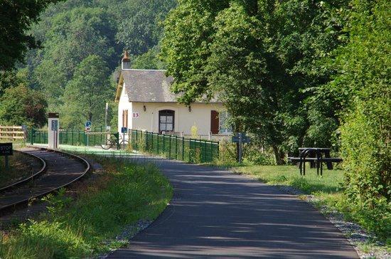 Calvados, Prancis: Garde barrière N° 13