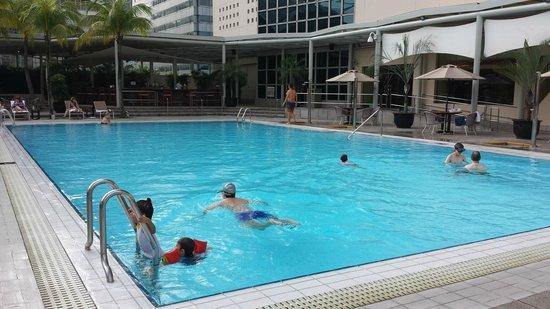 Conrad Centennial Singapore: espectacular piscina!