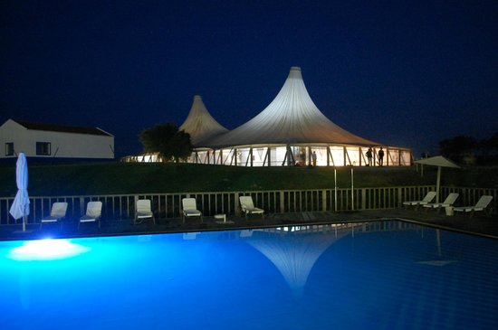 Zmar Eco Experience: Night view