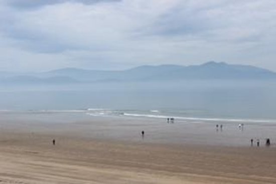 Inch Beach: quiet & secluded