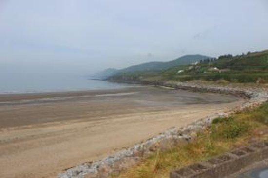 Inch Beach: the beach