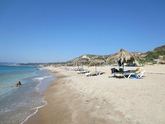 Xerokambos (Exotic Beach): Magic Beach - Kos