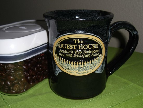 The Guest House Bed & Breakfast: The Guest House Coffee Mug