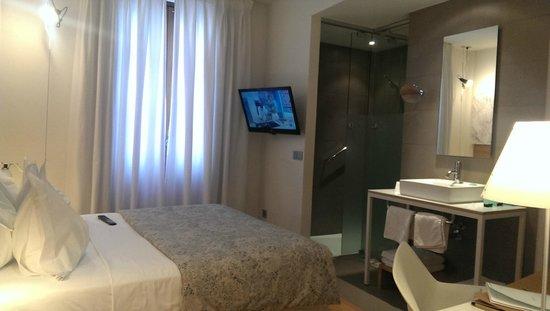 Hotel Parraga Siete: Camera executive 34