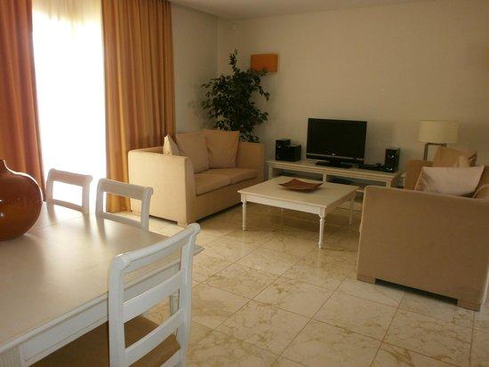 Monte Santo Resort: Área de estar