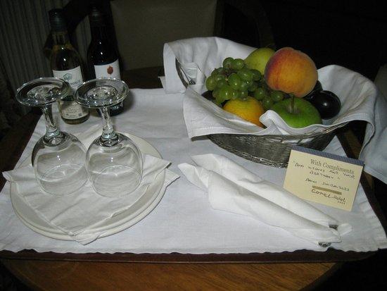 Coral Hotel Athens: Per il mio compleanno :-)