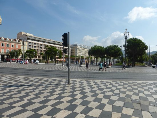 Best Western Plus Hotel Massena Nice: Place Massena