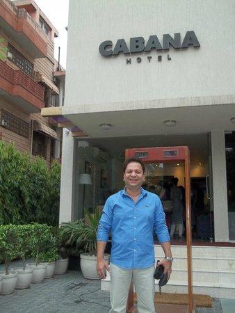 FabHotel Cabana GK1