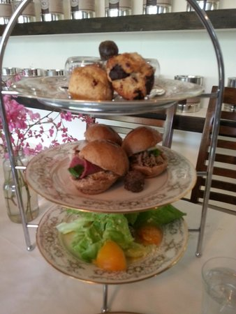 The Chocolate Chamber: Afternoon tea