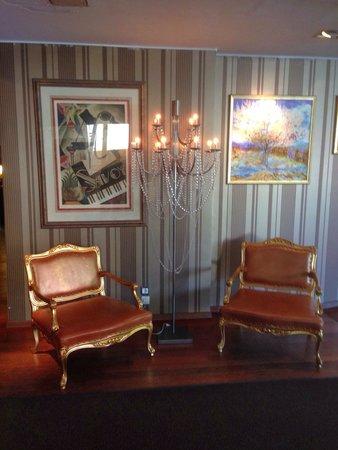 Ararat All Suites Hotel : Холл