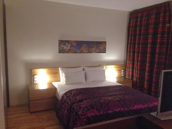 Ararat All Suites Hotel : Номер