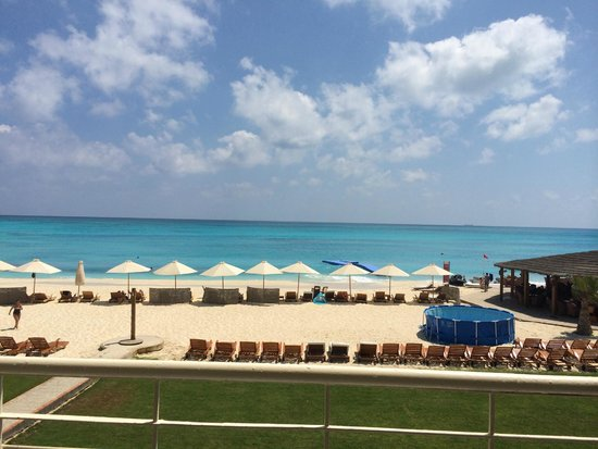 Sidi Abdel Rahman, Egypt: View from Room 209 - best view