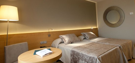 Hotel M.A. Sevilla Congresos: Habitación