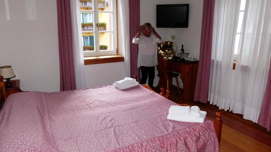 Hotel Royal: Unser Zimmer