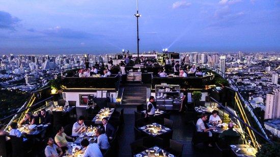 The Moon Bar And Vertigo Restaurant Picture Of Vertigo
