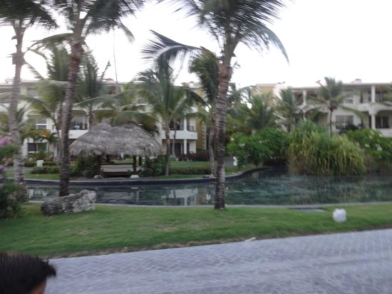 Paradisus Palma Real Golf & Spa Resort: Hotel grounds