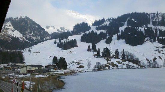 Hostellerie am Schwarzsee: view