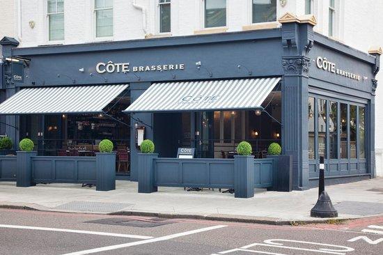 Côte Brasserie - Battersea Rise
