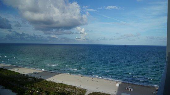 W South Beach: Bela vista