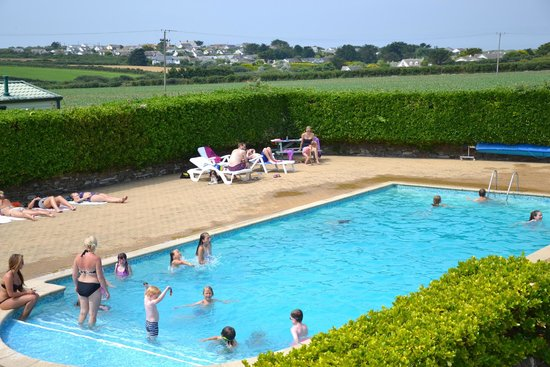 Hotels Near Padstow With Swimming Pool