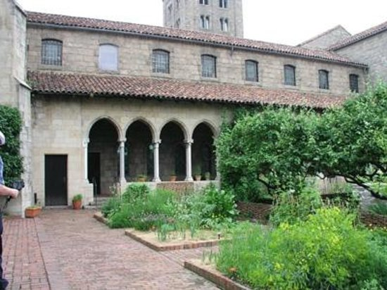 The Met Cloisters: The Cloisters - The Garden