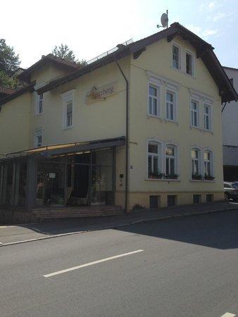 Hotel Spitzberg: L'hôtel Spitzberg Passau